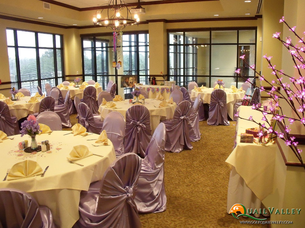 Wedding in The Azalea Room
