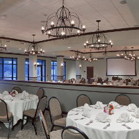 Luncheons / Banquets in The Bluebonnet Room