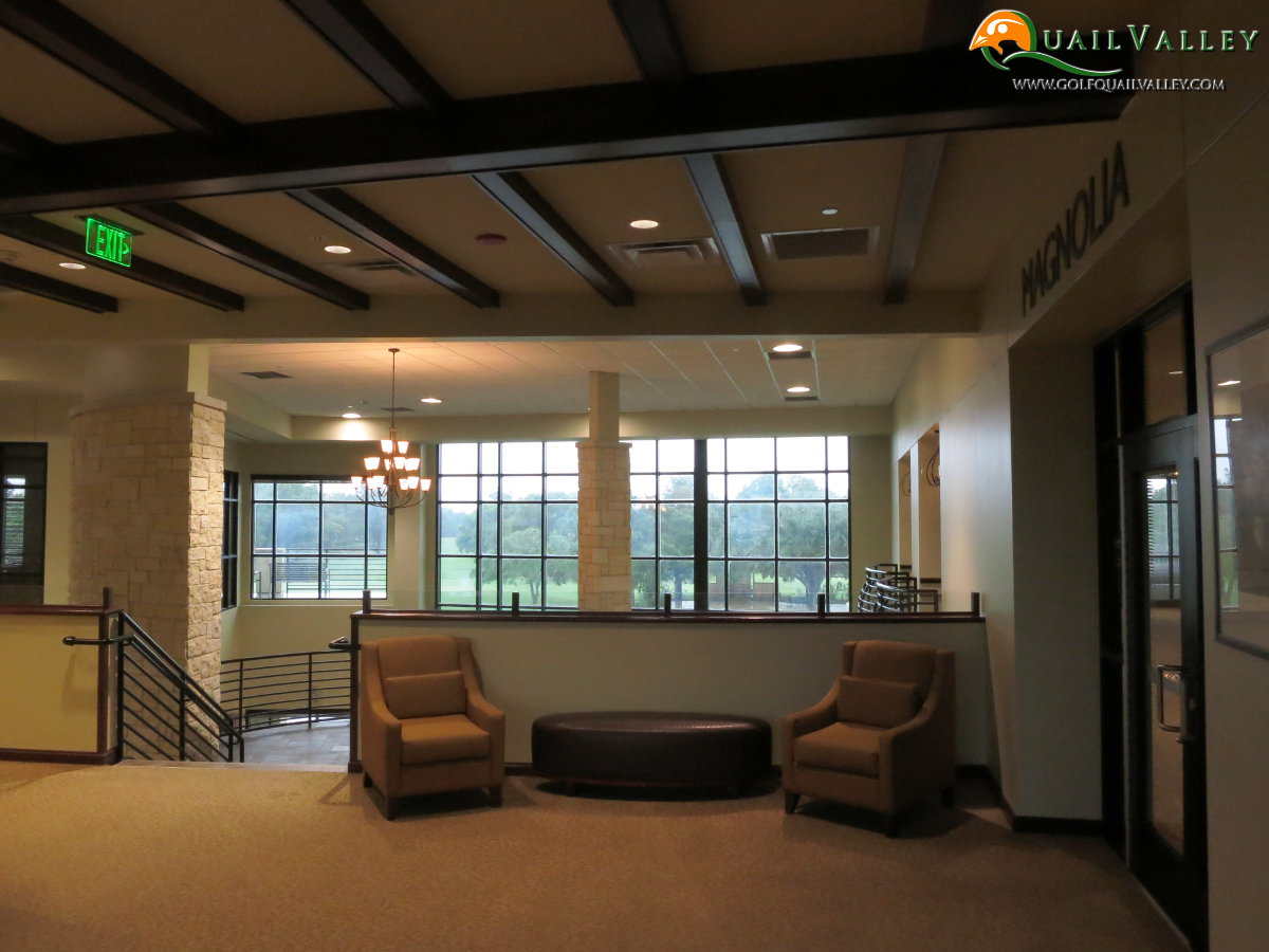 Common Areas for Luncheons / Banquets