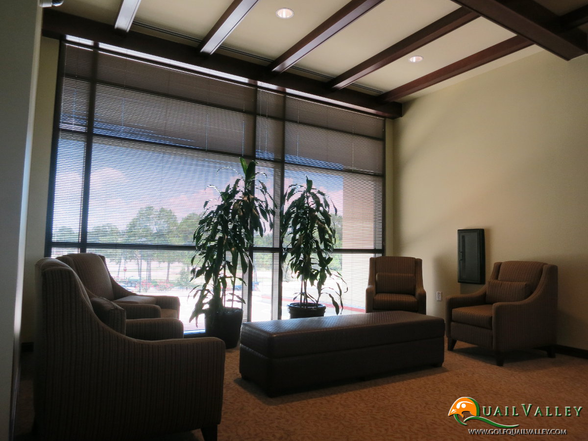 Common Areas for Golf Events