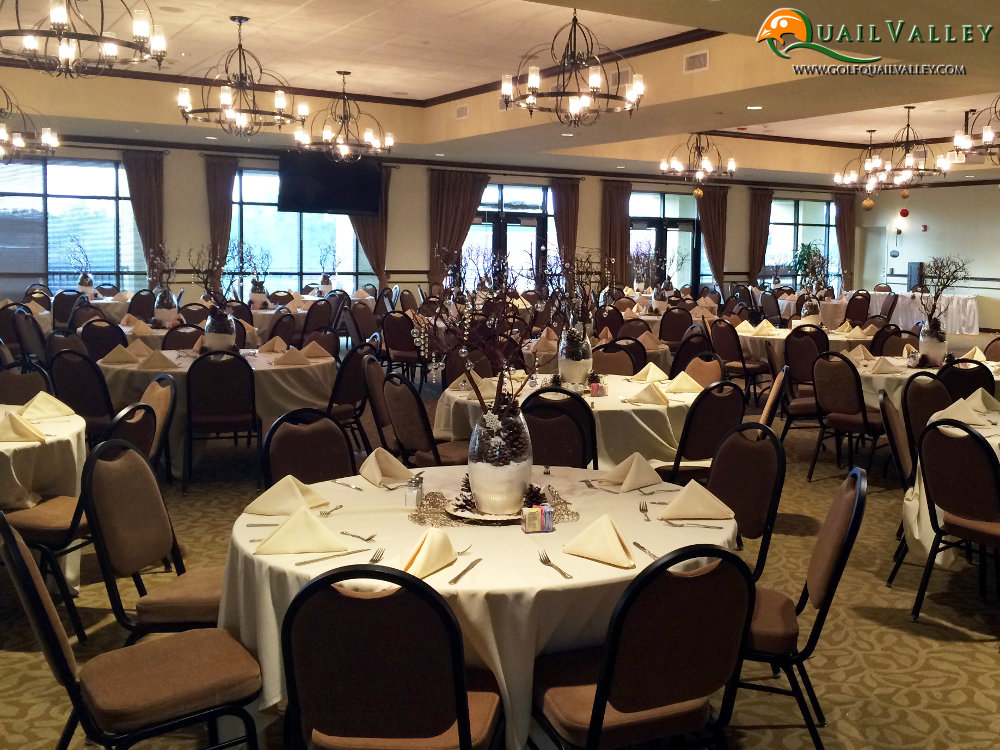 Golf Events - Magnolia Ballroom