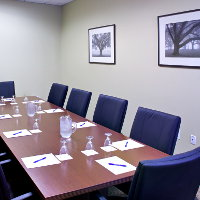 Luncheons / Banquets in a Conference Room
