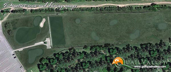 Quail Valley Golf Driving Range Missouri City TX