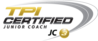 TPI Certified Junior Coach logo