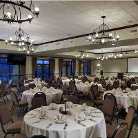 Luncheons / Banquets in The Magnolia Ballroom