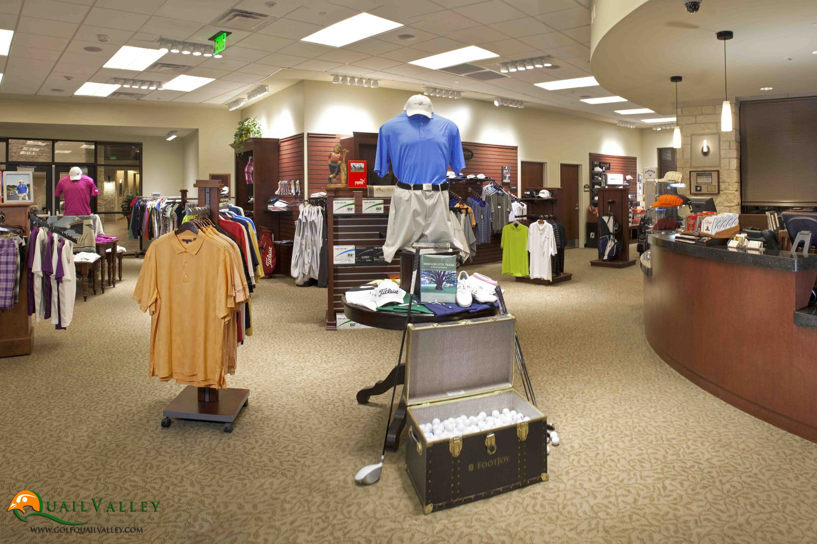 Golf Shop at Quail Valley
