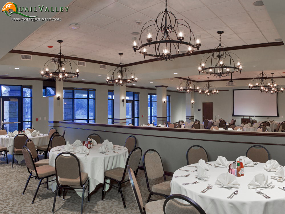Luncheon / Banquet - Bluebonnet Room