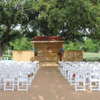 Arbor Patio Outdoor Wedding Venue
