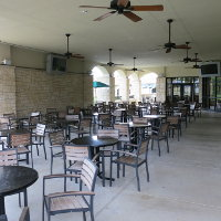 Company Events on The Covered Patio