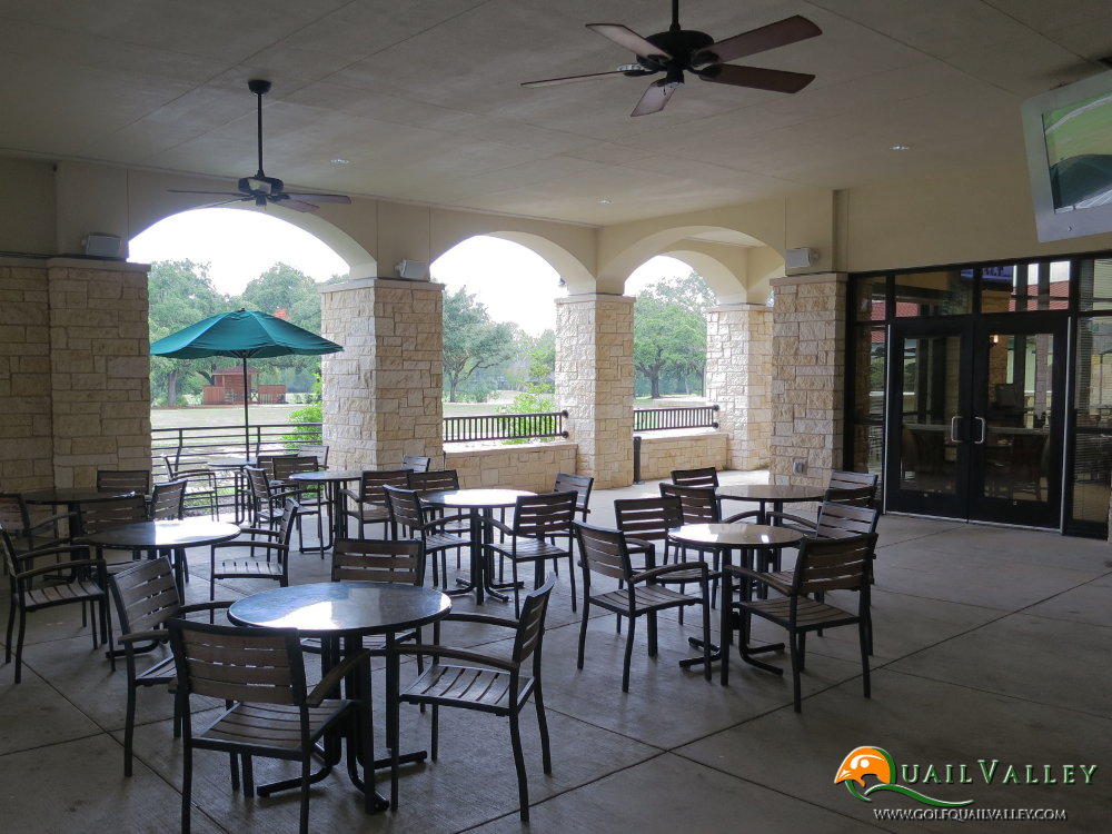 Luncheon / Banquet - Covered Patio