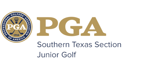 PGA Southern Texas Section Junior Golf logo